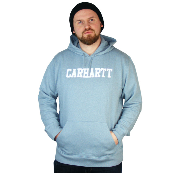 Carhartt Hooded WIP College Sweatshirt