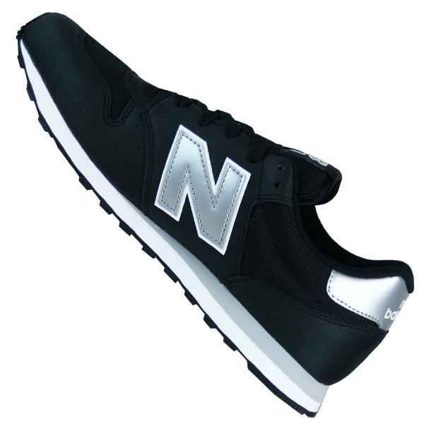 Schwarz Silber Schuhe New Balance | Gw500 Ksw D Sneaker