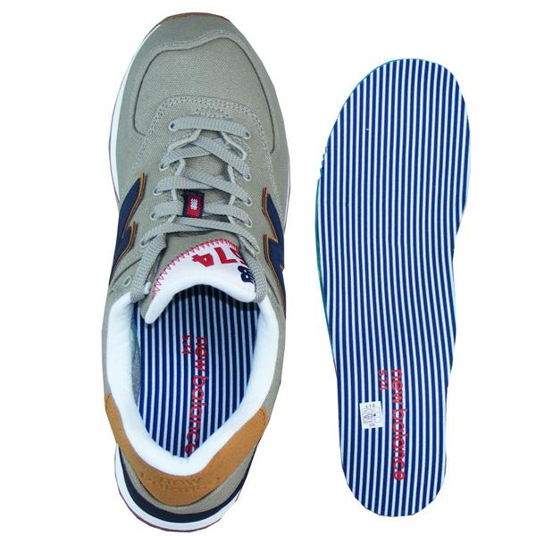 Men's 574 athletic Klassiker in Nautical Look