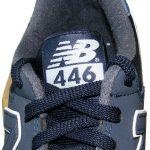 NB 446 Label auf der Zunge