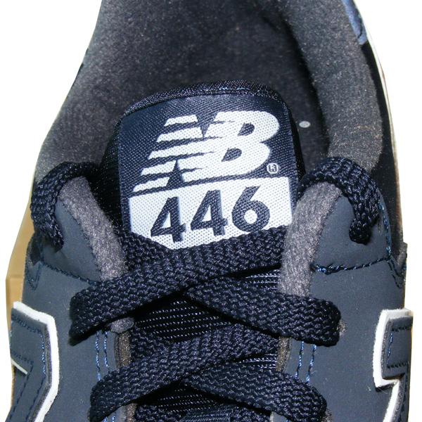 6e47a285d9 New Balance U446 CNW Herren braun/blau - meinsportline.de