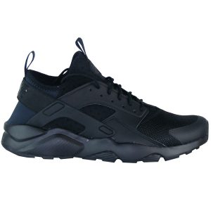 Nike Air Huarache in schwarz