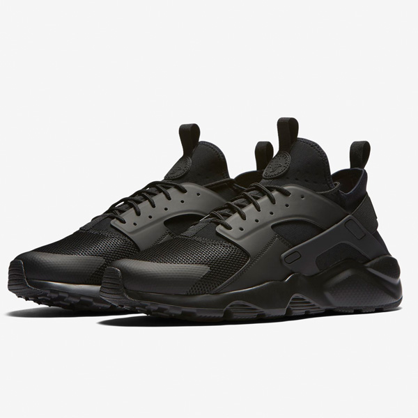 nike air huarache run ultra schwarz. Black Bedroom Furniture Sets. Home Design Ideas