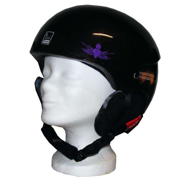 komfortabler Red by Burton Herren Snowboard Helm