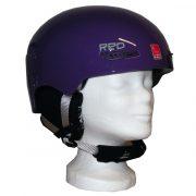 speziell für Damen entwickelter Snowboard Helm mit vielen Features
