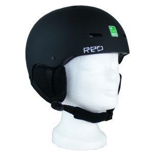 sicherer Red by Burton Trace Grom Herren Snowboard Helm