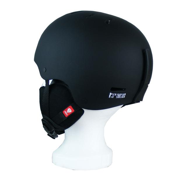 Passform: Ovale Passform mit Core Protection