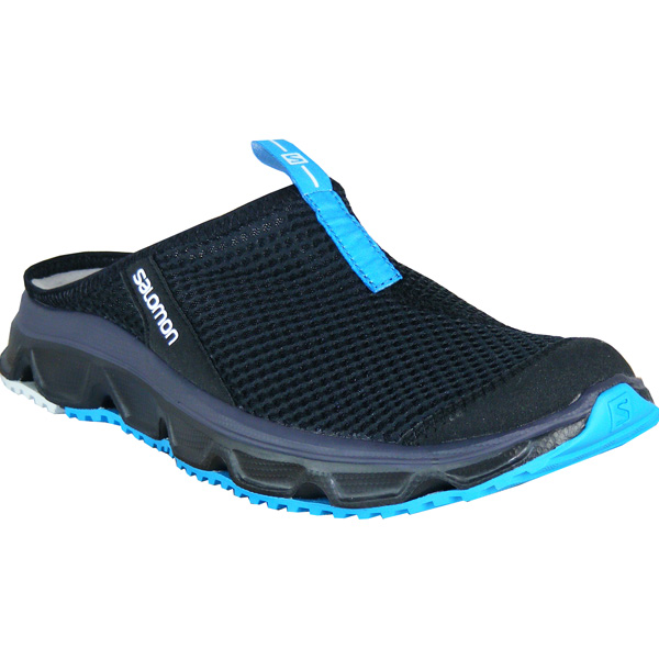 Salomon RX Slide 3.0 Pantoletten Herren black hawaiian surf