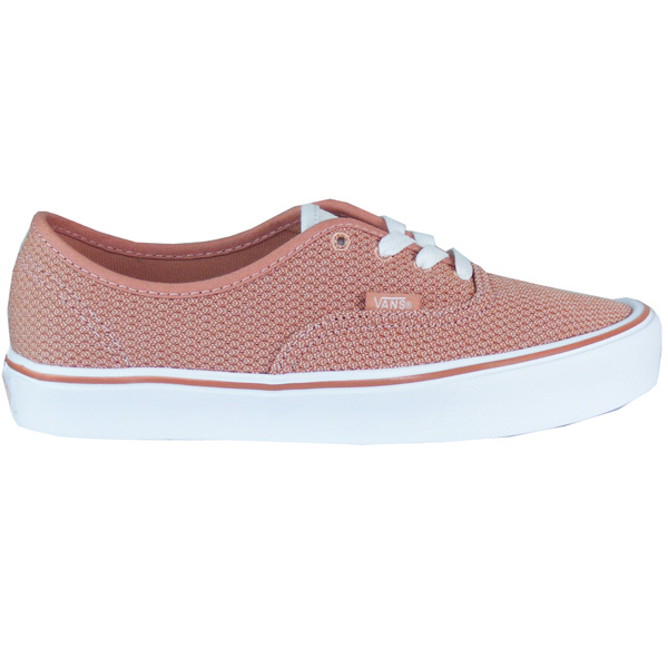 Vans Mesh Authentic Lite evening sand Damen Schuhe rosa
