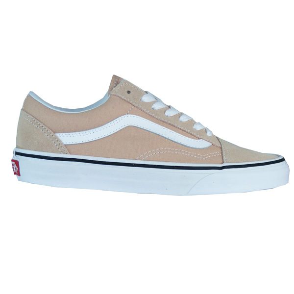 old skool vans beige damen