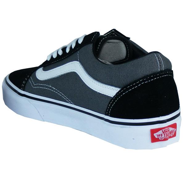c0863af3c78207 Vans Old Skool Unisex Sneaker schwarz - meinsportline.de