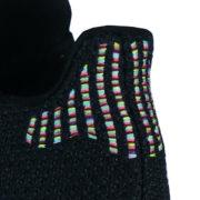 stretchiges Knit-Obermaterial mit einer sockenähnlichen Konstruktion für einen passgenauen Sitz