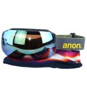 Anon M2 MFI Ski- und Snowboardbrille im Boxed Hardcase