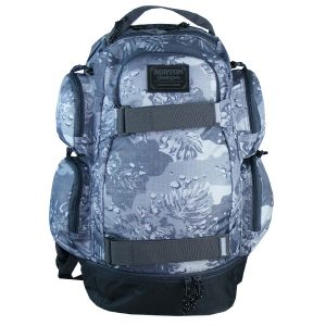 Burton Emphasis Backpack faded hawaiian desert Rucksack 35 Liter
