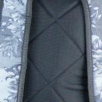 komfortable gepolsterte Rückenunterlage für besten Komfort