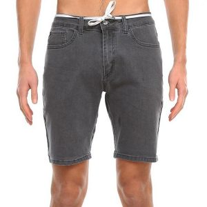 Iriedaily Slim Short 2 Denim Herren Short
