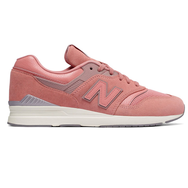 New Balance WL 697 CM Classics Leather REVLite Lifestyle Damenschuhe