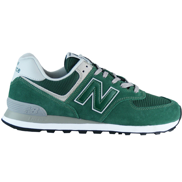 best service b25db 61a8c New Balance ML574 EGR Forest Green Herren Sneaker ...