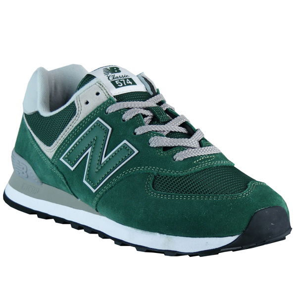 New Balance ML574 EGR Forest Green Herren Sneaker