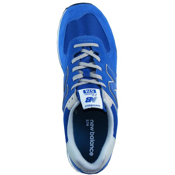 New Balance ML574 ERB Classic Blue Herren Sneaker