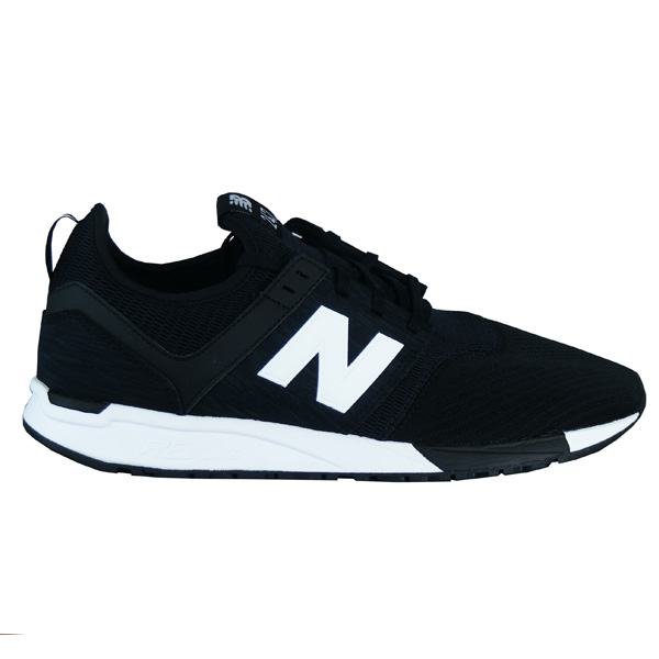 new balance mrl 247 ck sport revlite running herren laufschuhe black with white. Black Bedroom Furniture Sets. Home Design Ideas
