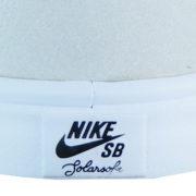 Nike SB Solar Sticker an der Sohle