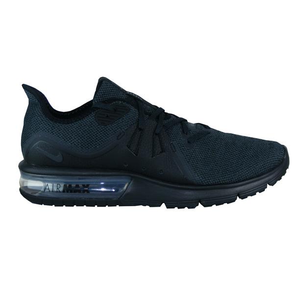 Nike Air Max Sequent 2 black anthracite Running Herren