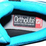 atmungsaktive weiche Ortholite Einlegesohle