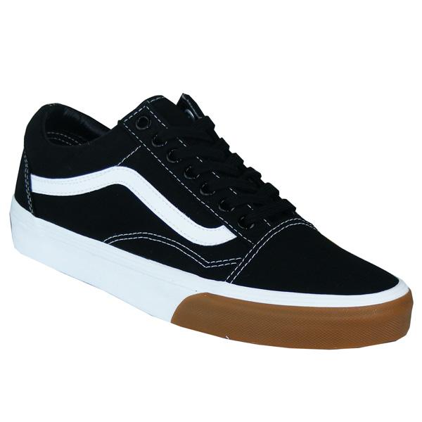 Vans Old Skool Gum Bumper Retro Schuhe für Damen und Herren