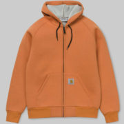 klassische Carhartt Car Lux Hooded Thermo Jacke