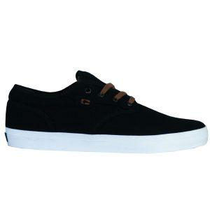 Globe Motley Skateboarding Herren Schuhe schwarz