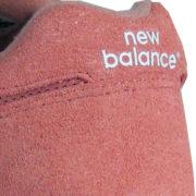 New Balance Schriftzug an der Ferse