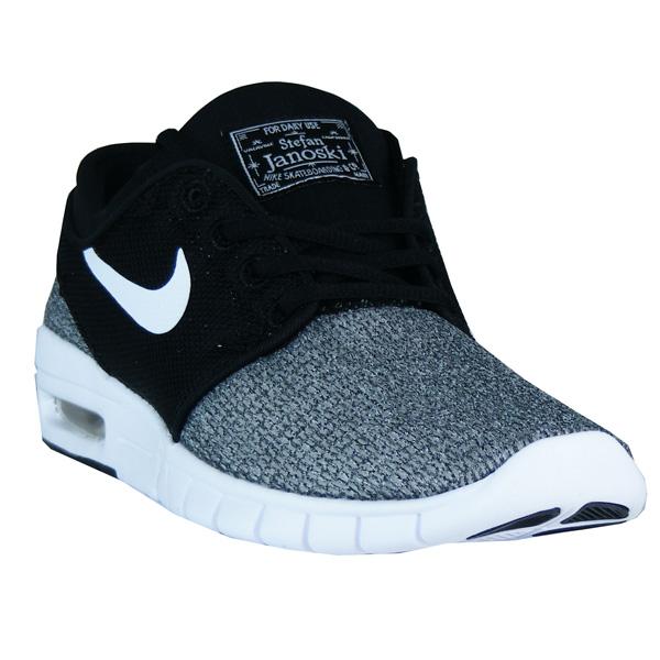 Nike SB Stefan Janoski Max Damen Sneaker schwarzweiß