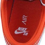 Innensohle mit Nike SB Air Logo