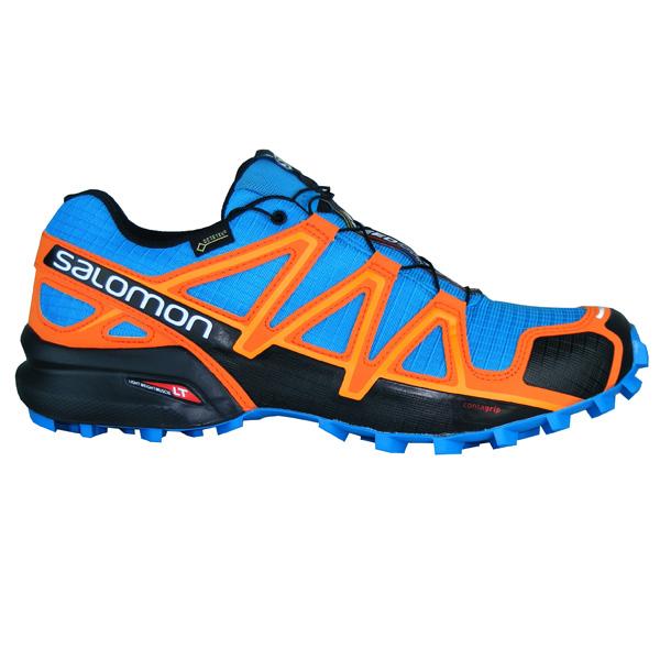 Salomon Speedcross 4 Gtx Blau
