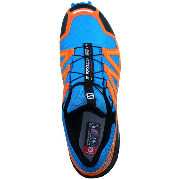 Salomon Speedcross 4 GTX Herren blauorange