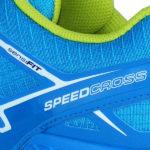 perfekte angepasste SensiFit™ Fußumschließung
