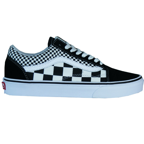 Vans Old Skool Classic Mix Checkerboard Herren Schuhe