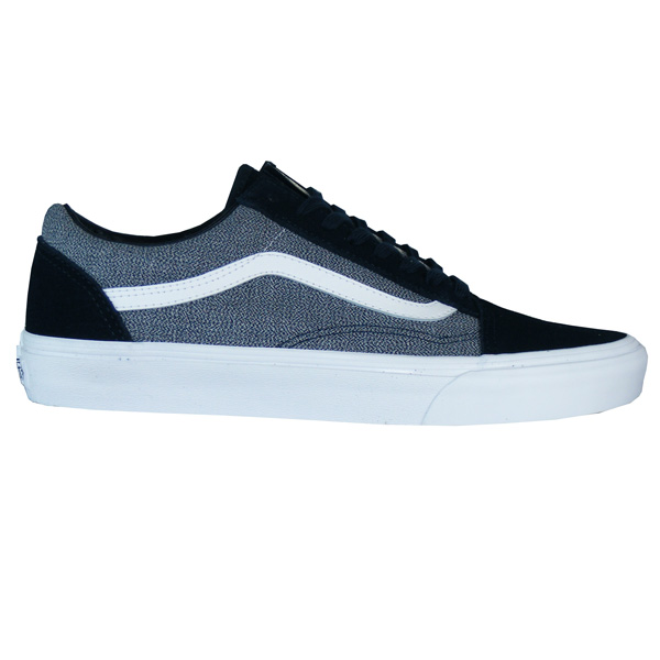 vans old skool blueberry herren schuhe blau grau. Black Bedroom Furniture Sets. Home Design Ideas