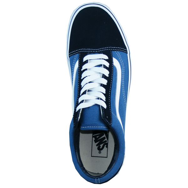 Vans Old Skool Classic Herren Schuhe blau