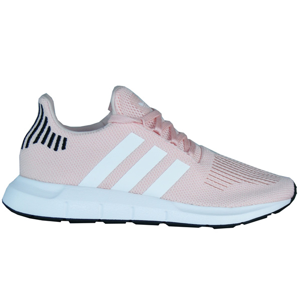 Adidas W Originals Swift Run rosa weiß Damen Sneaker Laufschuhe ice ...