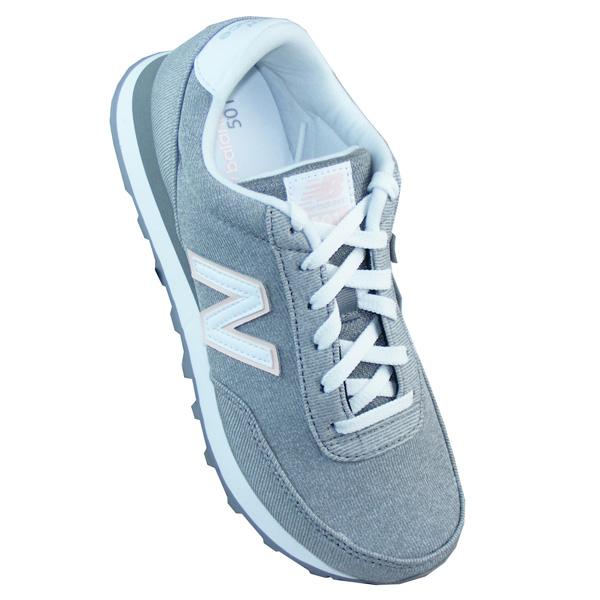dd23d8bcaa New Balance WL501 FIS Running Classics Lifestyle Damen Schuhe · verstärkter  Zehenbereich · 6- Loch Schnürung mit weißen Schnürsenkeln
