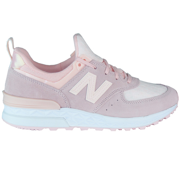 new balance damen sneakers rosa