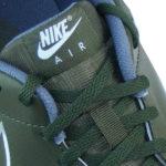 Nike Air Max Logo auf der Zunge