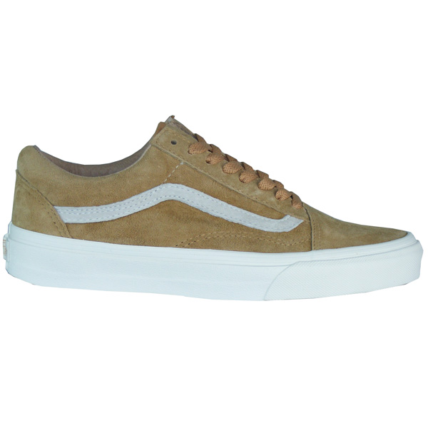 Vans Old Skool Damen Lederschuhe
