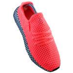 Netz Schuh Überzug im geometrischen All-Over-Look