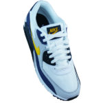 stetig weiterentwickelter Klassiker des 1990er Air Max Sneaker mit den klassischen Designer Linien