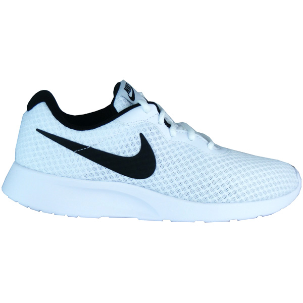 Nike Tanjun Running Damen Laufschuhe weiß/schwarz
