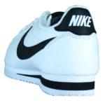Nike Schriftzug Logo als Print an der Ferse