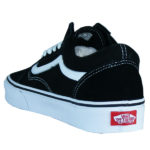 Logo Vans of the Wall Patch hinten